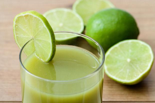 Suco Limão Detox
