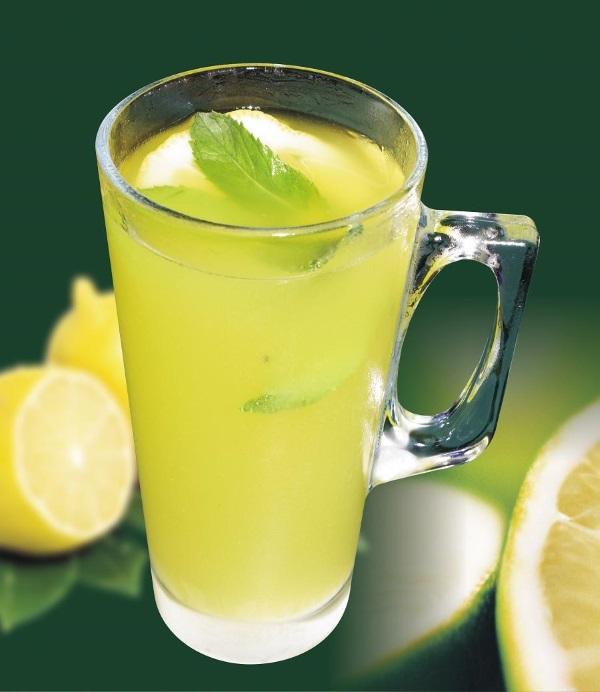 suco de limão beneficios
