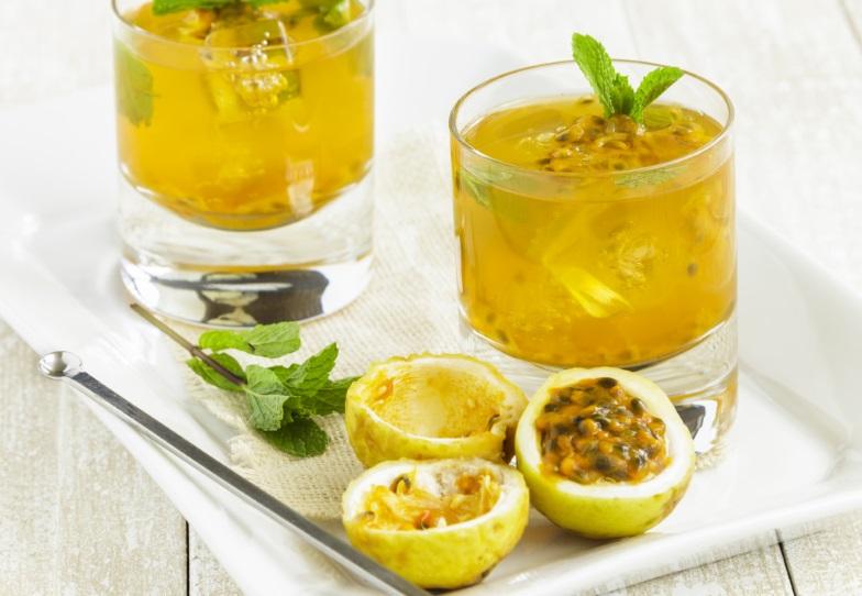 suco de maracujá com limão serve para que