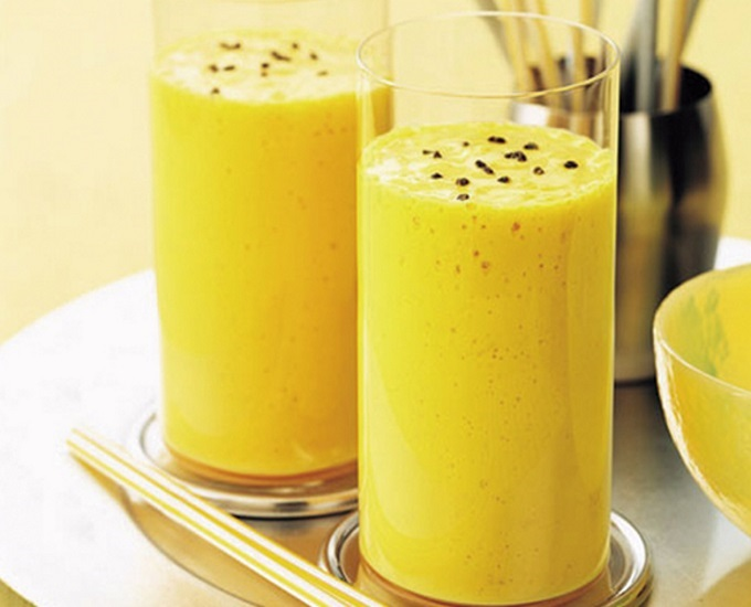 suco de maracuja com limão é bom